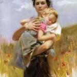 Как быть хорошей мамой? Связь мамы и ребенка.