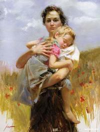 Связь мамы и ребенка